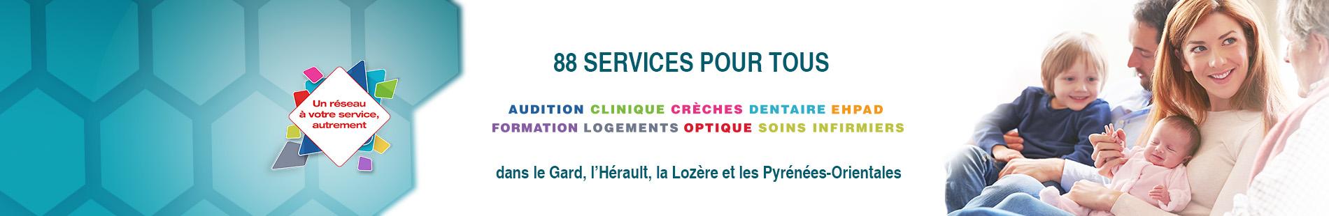 MFGS - 88 services
