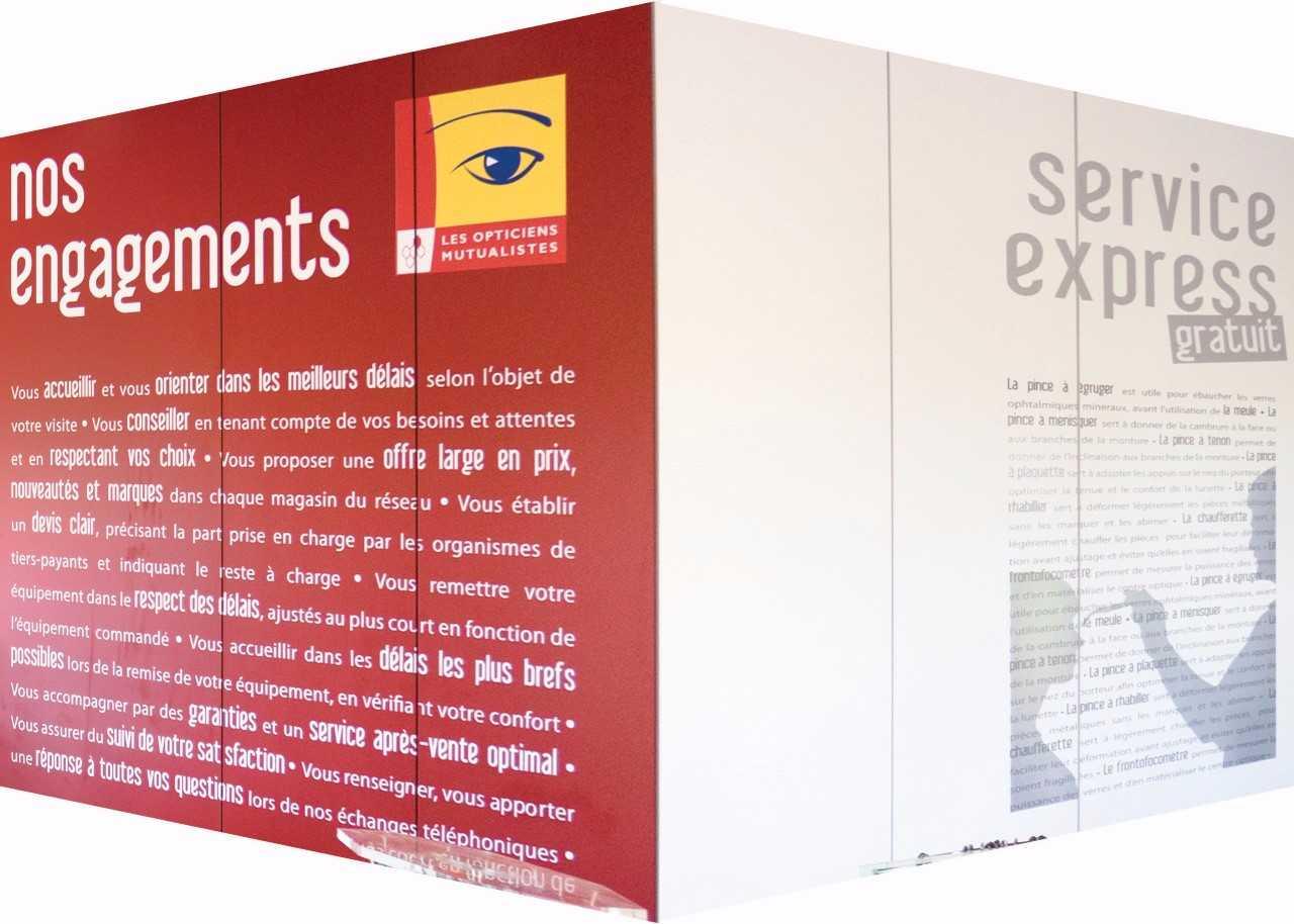 Les Opticiens Mutualistes Engages Dans Une Dmarche De Qualit