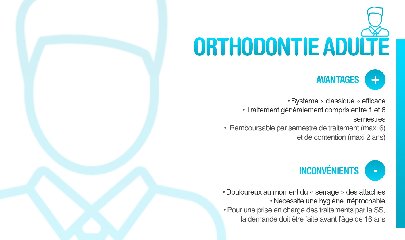 les centres dentaires mutualistes orthodontie orthodontie adulte