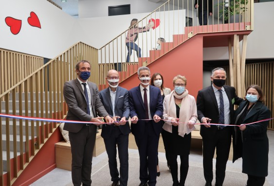 Inauguration du nouveau siège social à Montpellier