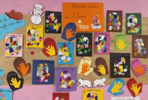 Mettons nous en scène chez Joan Miro!