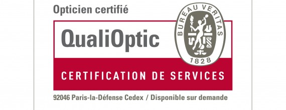Renouvellement du certificat Quali'Optic