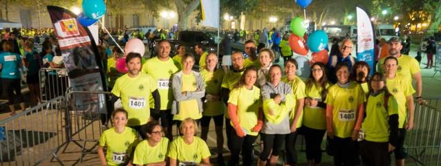 MFGS, partenaire de la course Nocturne de Nîmes