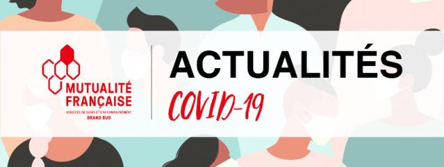 Actualités COVID-19